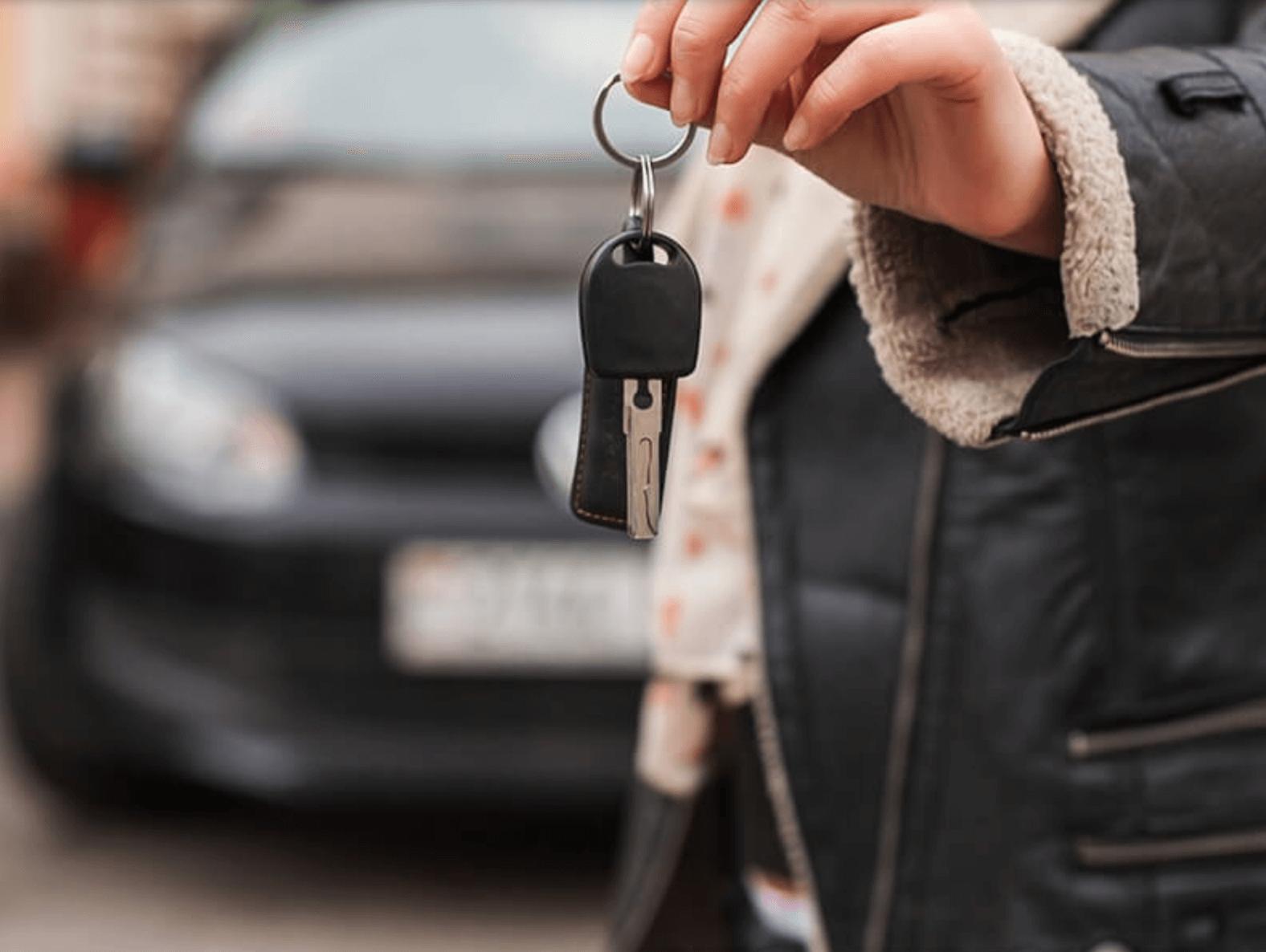 Car Rental Key